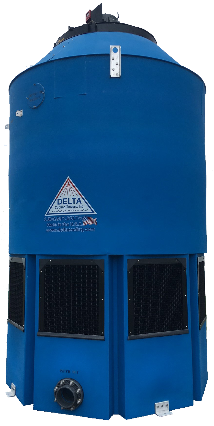 Delta Cooling Anti-Microbial Cooling Towe