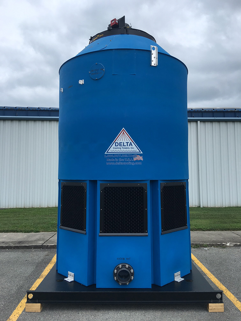 Anti-Microbial Cooling Tower