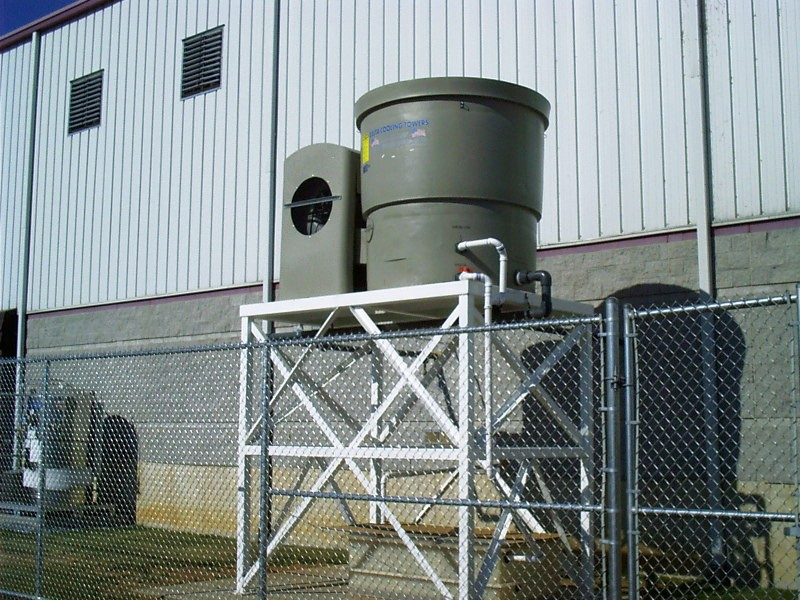 How to Improve Water Efficiency on Your Cooling Tower