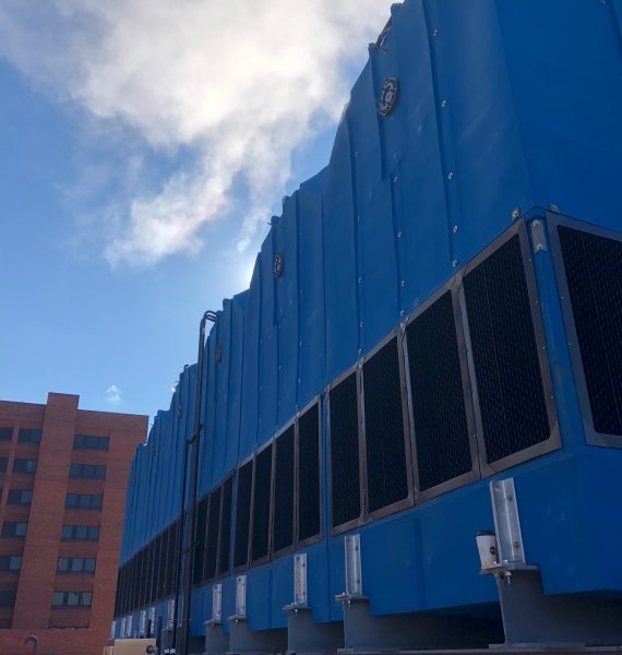 Anti-Microbial Cooling Towers Reduce Legionella Risk