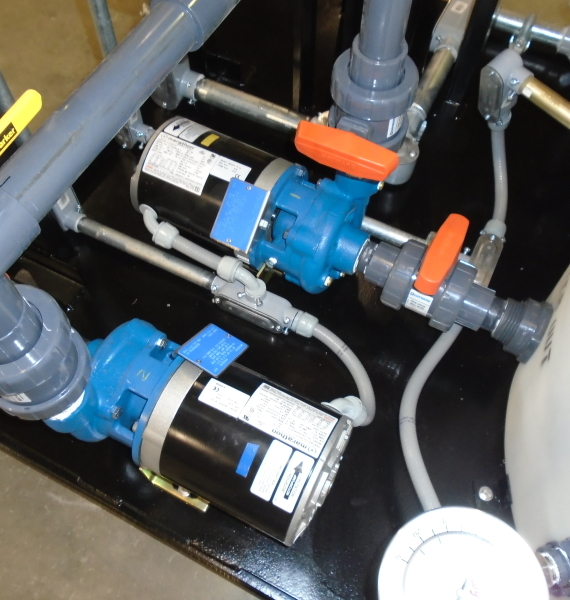 Turn-Key Air Strippers, Degassifiers & Odor Control Scrubbers Packages