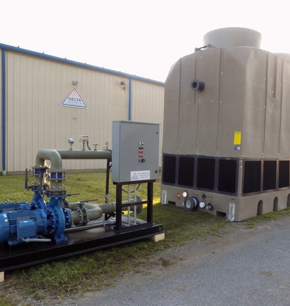 Evaporative Open-Loop Cooling Systems