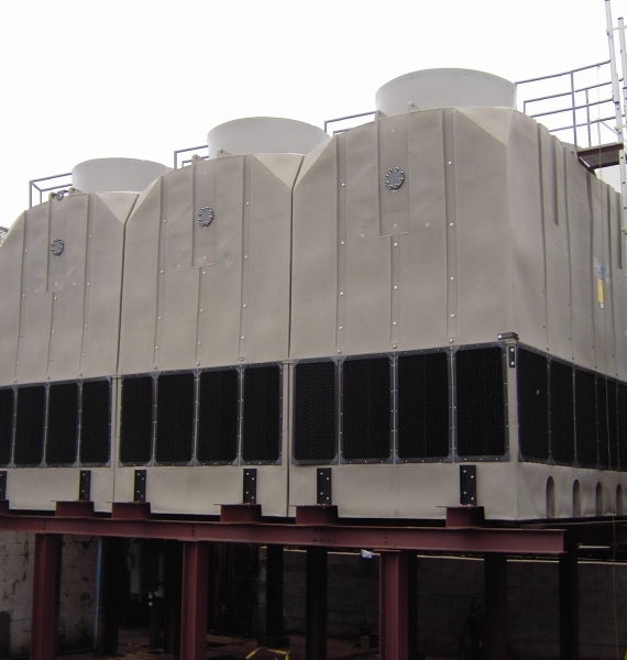 TM Series Induced Draft Cooling Towers