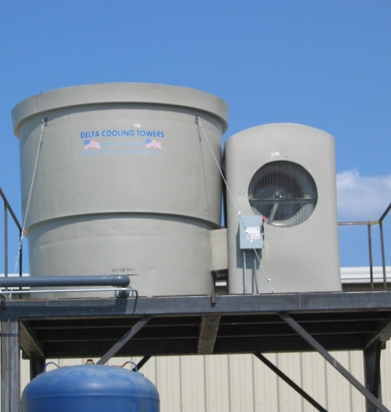 Pioneer Forced Draft Cooling Towers