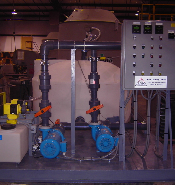 Chemical Cleaning Systems