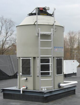 Manufacturer of Cooling Towers